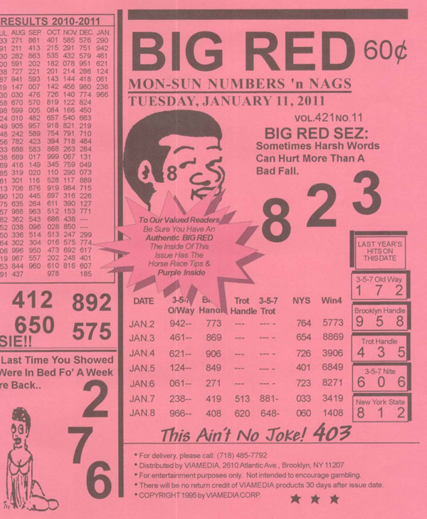 Big Red Daily